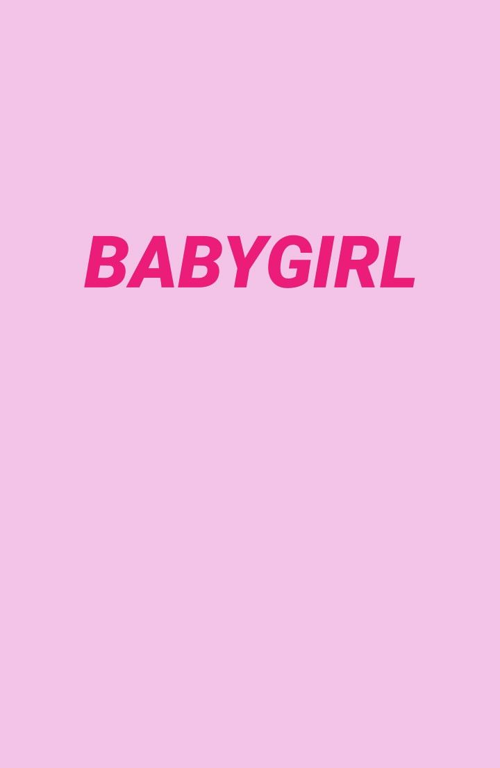 BABYGIRL WALLPAPER 💓 Baby pink wallpaper iphone, Iphone