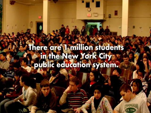 New York City Board Of Education: Million By Droga5
