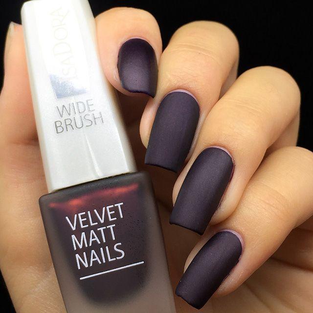 isadora matte nails