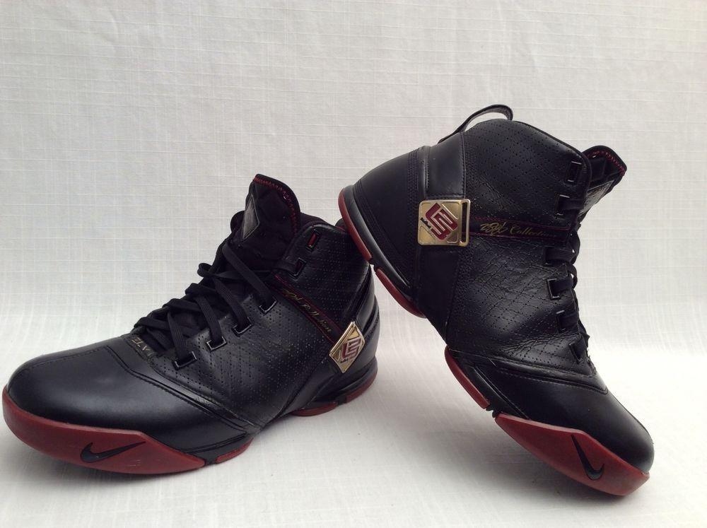 b34a5bf3 Nike Zoom LEBRON 5 V CRIMSON GOLD 317253-001 Mens Basketball Shoes Size  12.5 #Nike #BasketballShoes