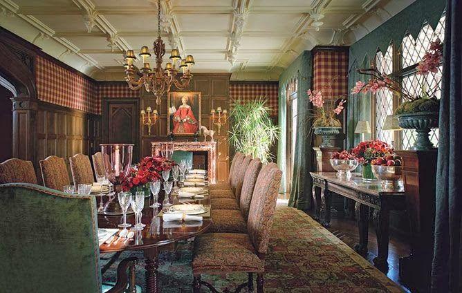 Decorating Tudor Style | Tudor style, Tudor decor and Decorating
