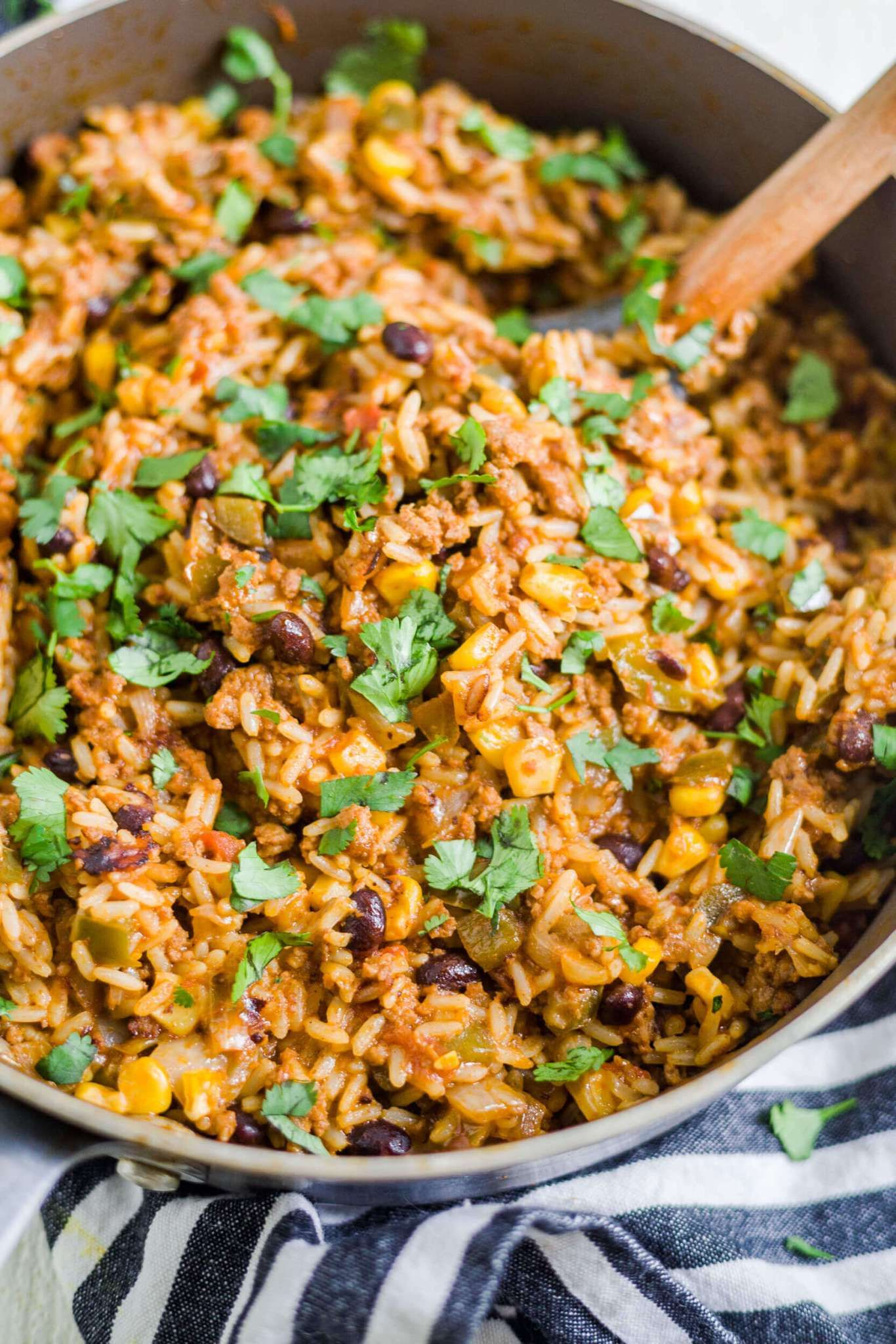 Mexican Beef And Rice One Pot Meal What Molly Made Recipe In 2020 Mexican Beef Beef And Rice One Pot Meals
