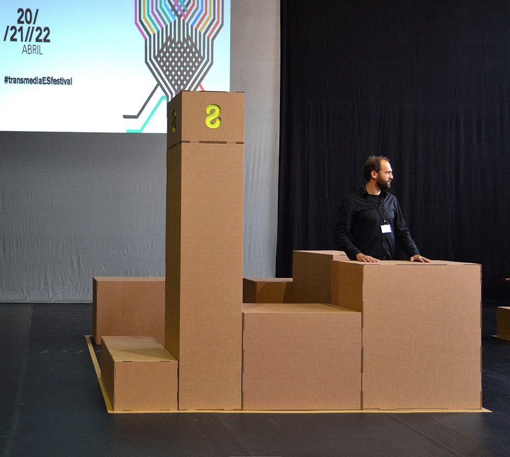 Lo Ltimo En Contenidos Digitales Y Eventos Sostenibles Cart N  # Muebles Digitales