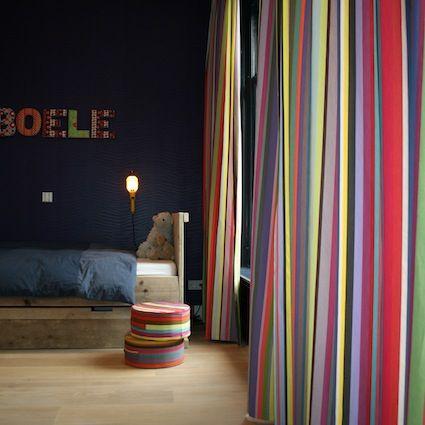 Kleur in je interieur met gordijnen kleurrijke gordijnen for Kleur in je interieur