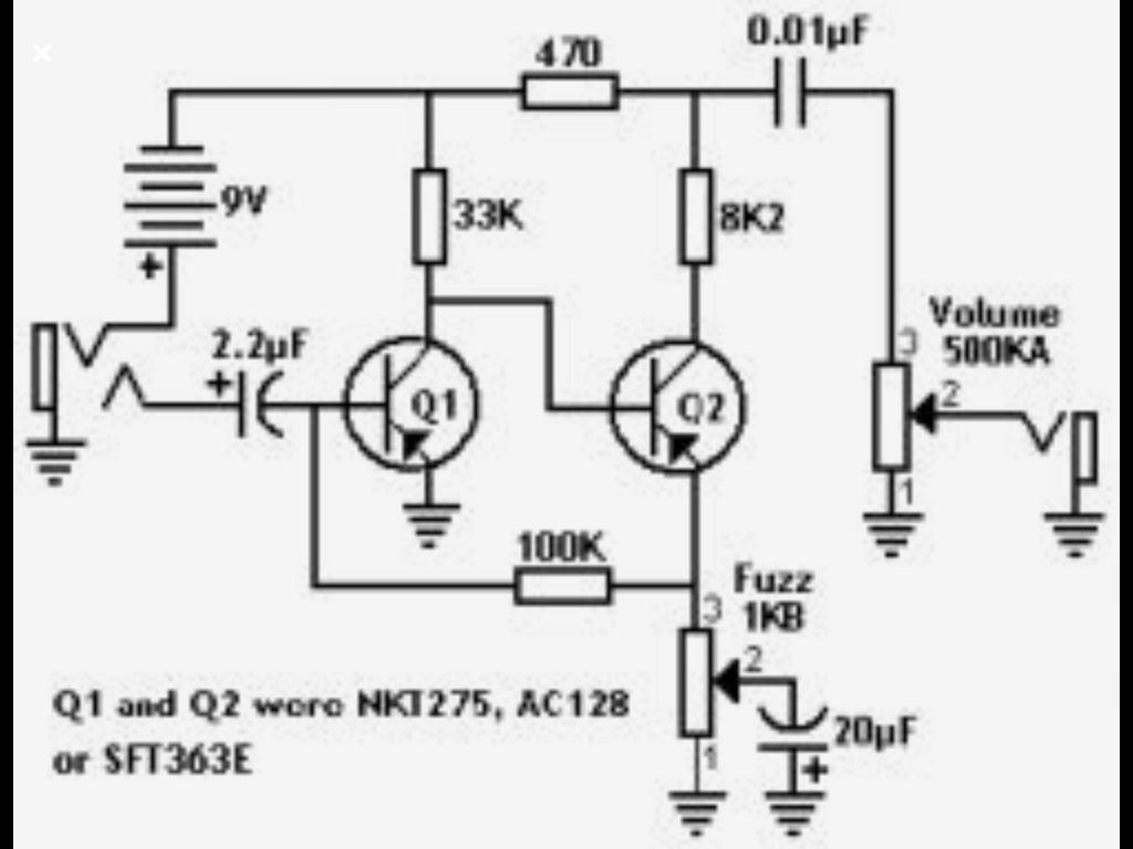 Pin by Jeff on Electronique | Pinterest Fuzz Face Schematic on simple tube amp schematic, ts9 schematic, super fuzz schematic, compressor schematic, distortion schematic, colorsound overdriver schematic, marshall schematic, wah schematic, tube screamer schematic, 3 pole double throw switch schematic, tube driver schematic, tremolo schematic, overdrive schematic, harmonic percolator schematic, muff fuzz schematic, simple fuzz box schematic, univibe schematic, fuzz pedal schematic, solar charge controller schematic, mutron iii schematic,