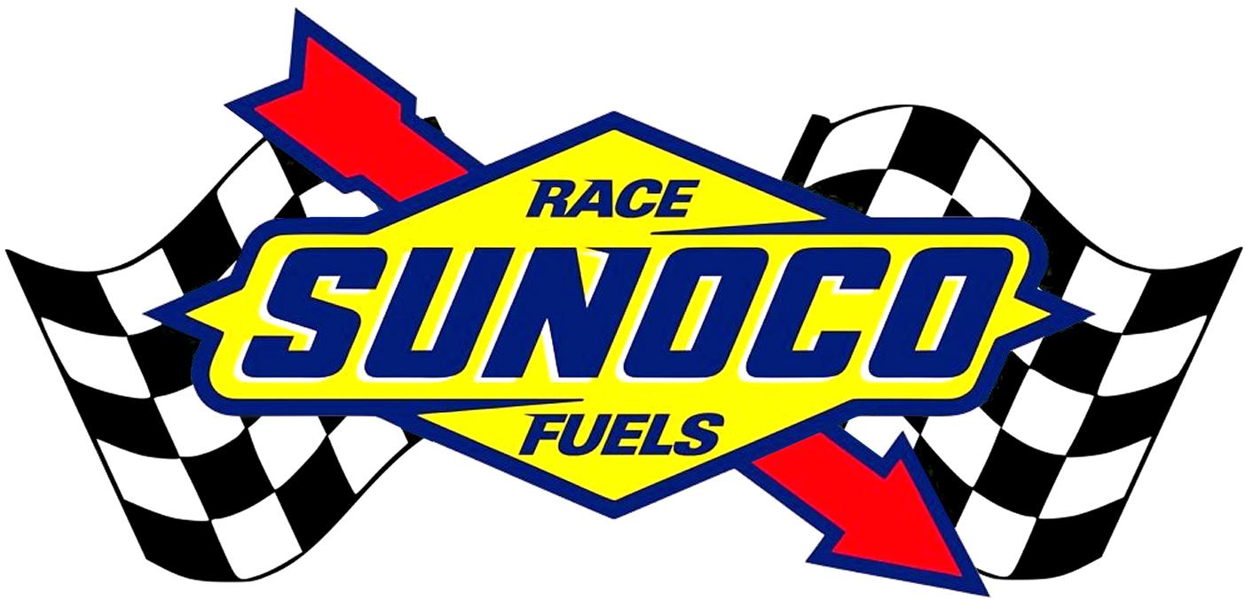 Sunoco Race Fuel Gasoline Automotive Art Racing Stickers Typography Alphabet