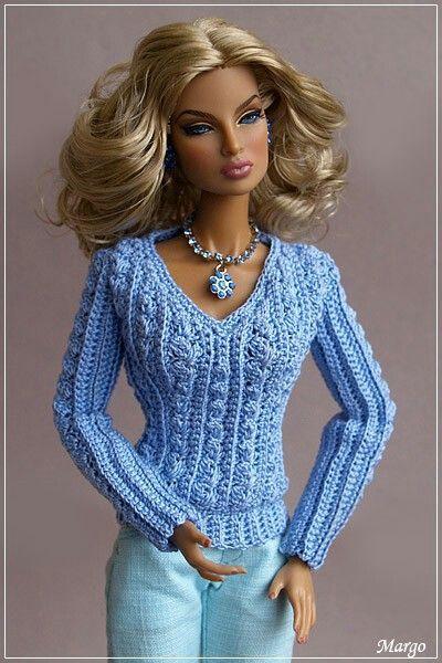 Pin von Trudy Webb auf Barbie doll clothes & furniture   Pinterest ...