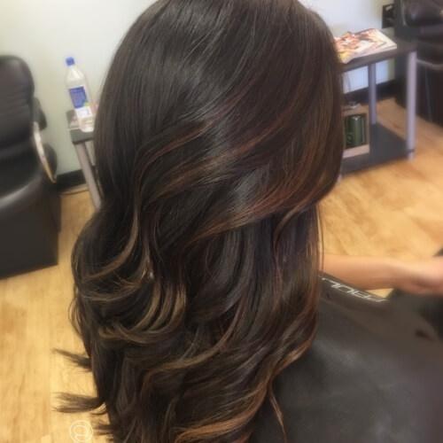 Pin By Dee Beckett On Hair Highlights For Dark Brown Hair Brown Blonde Hair Dark Brown Hair