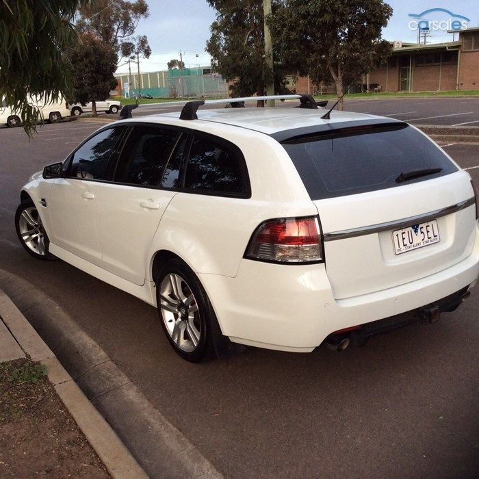 2009 Holden Commodore SV6 VE Auto MY09.5. $11,900. 227,000km. One owner, unmarked body and interior.  Mechanically faultless.  Full service history.  - Pro Racks - Rear Cargo Blind - Tinted Windows - Leather Seats - 1600kg Tow Pack  It comes with a RWC