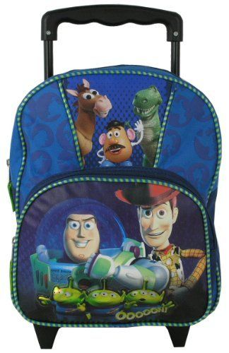 c87c686122e Disney Pixar Toy Story 3 Toddlers Rolling School Backpack by Disney.   27.95. Send your