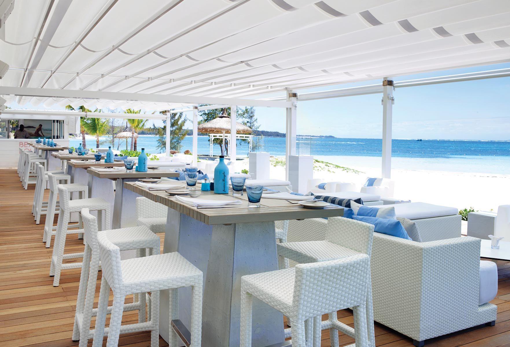 Kelly Hoppen Restaurantes De Playa In 2019 Restaurantes