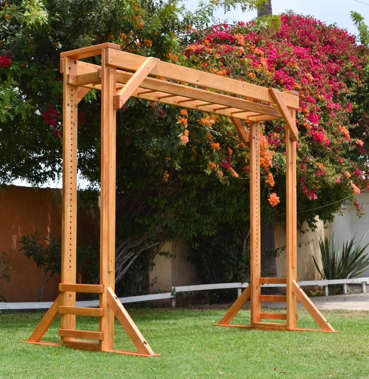 How To Build Monkey Bars Google Search Woodworking Projects