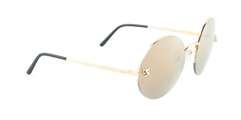 bc7360afe97 Cartier - Panthère de Cartier CT0022S - 002 sunglasses