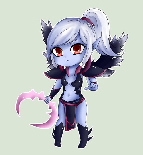 Dota 2 Chibi - Vengeful Spirit | DOTA 2 | Pinterest ...  Vengeful