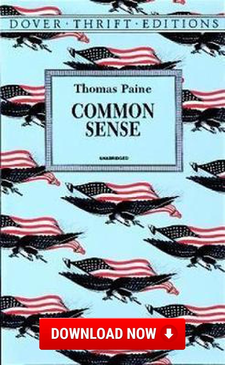 Common sense download read online pdf ebook for free epubc read in 2008 rating find this pin and more on the best ebooks fandeluxe Image collections
