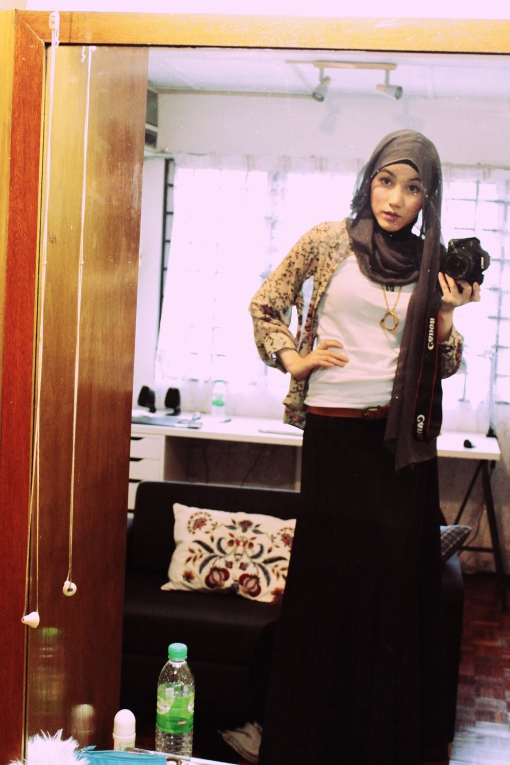 Hthana Tajima Hijab Style Girl Fashion And Style Image On We