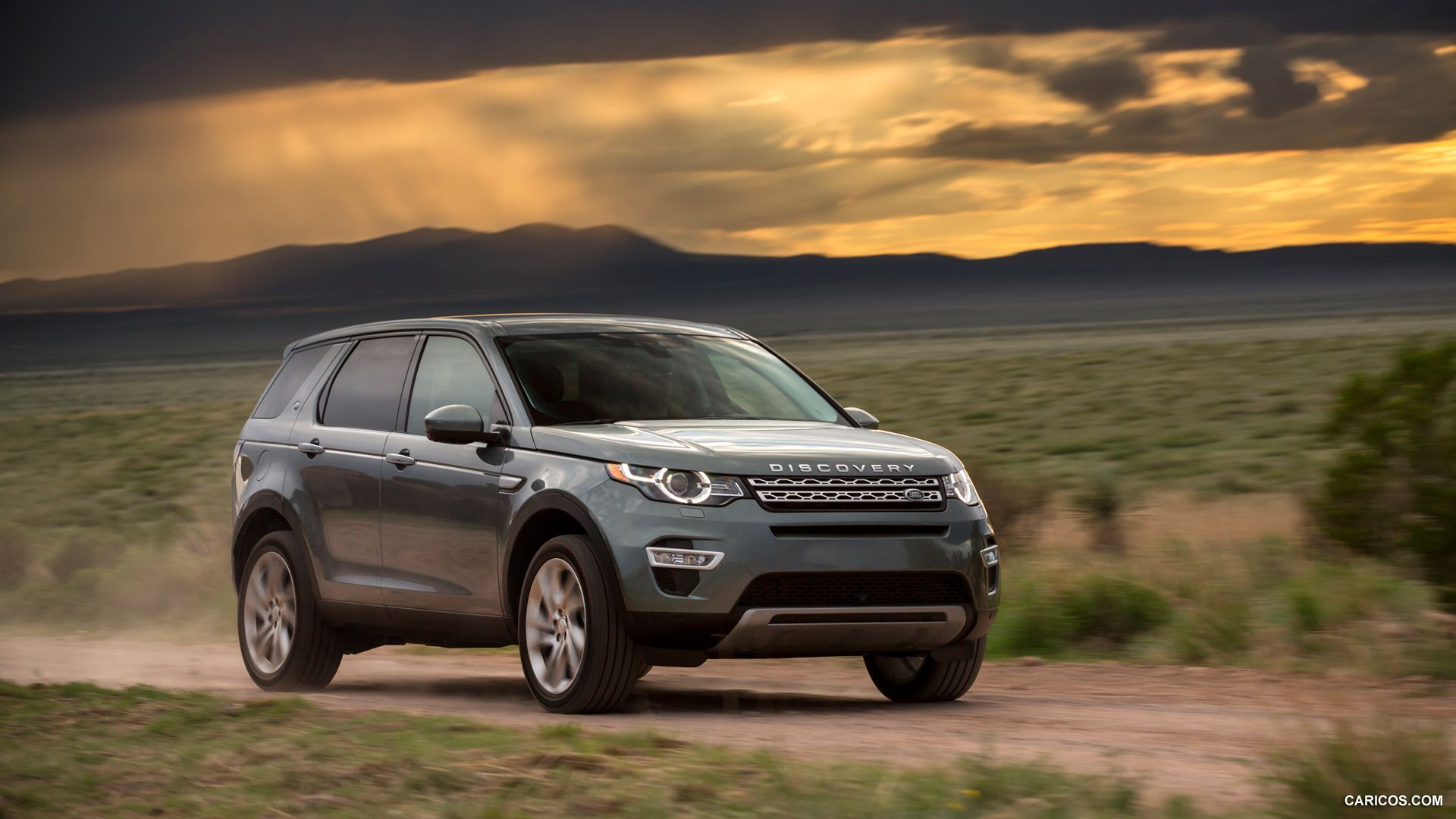 2015 Land Rover Discovery Sport Wallpaper Land rover