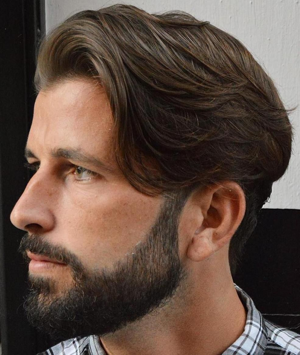 50 Statement Medium Hairstyles For Men Mens Hairstyles Medium Mens Medium Length Hairstyles Medium Length Hair Styles