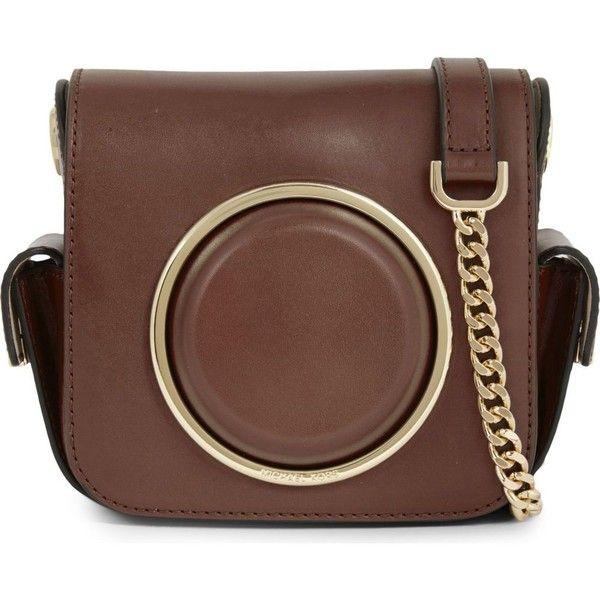 Michael Michael Kors Scout leather camera bag (2 980 SEK