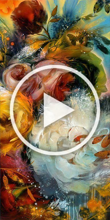 I love It ~ Abstract   Painting   Art      Watercolor   Acrylic   Silhouette   Oil   Body   Easy Ideas   Landscape   Famous   Contemporary   Impression   Surreal #abstract #art #abstractpainting #canvas #painting #Lesson #drawing #watercolor #tutorial #paintingtips #paintingtutorial #artwork