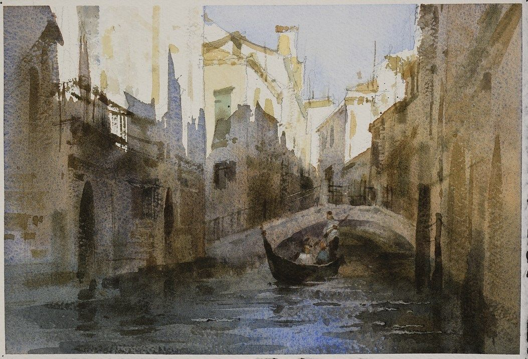 Chien Chung Wei | Bad Watercolor Art