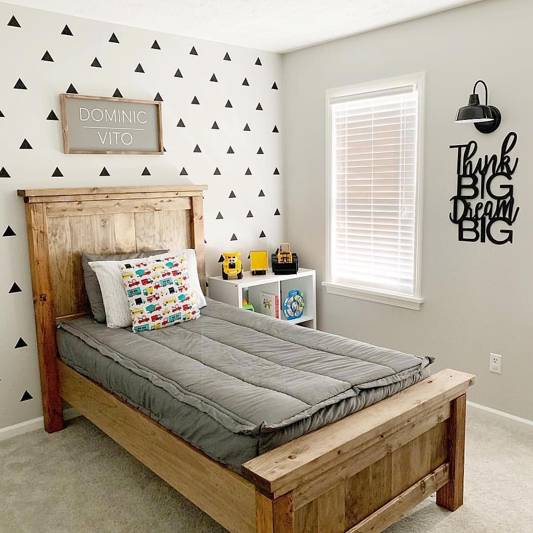Neutral Kids Room Paint Ideas on a budget