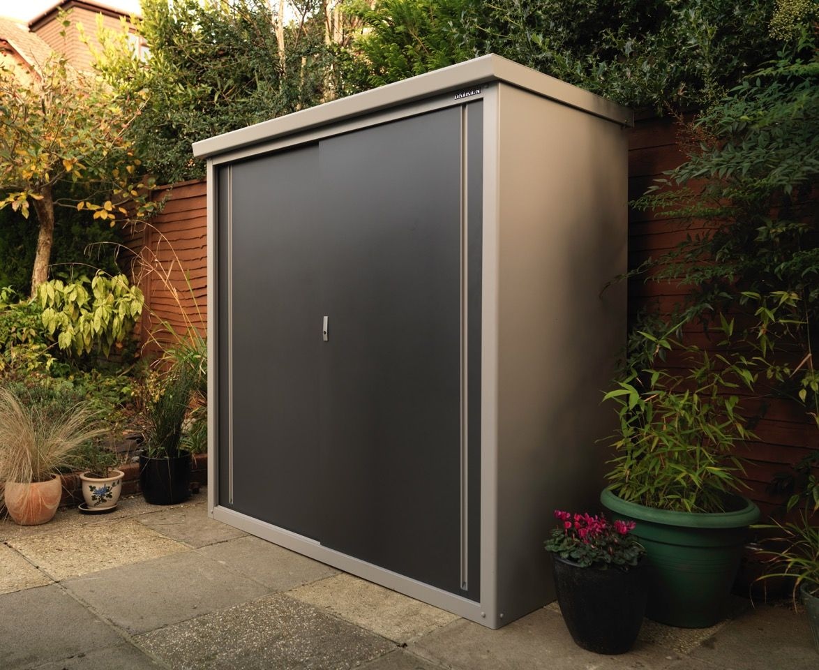 Modern outdoor with stylish design. Heavy duty