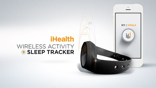 The iHealth Wireless Activity and Sleep Tracker is a device that tracks your daily activity and sleep. It uses Bluetooth 4.0 with low energy...