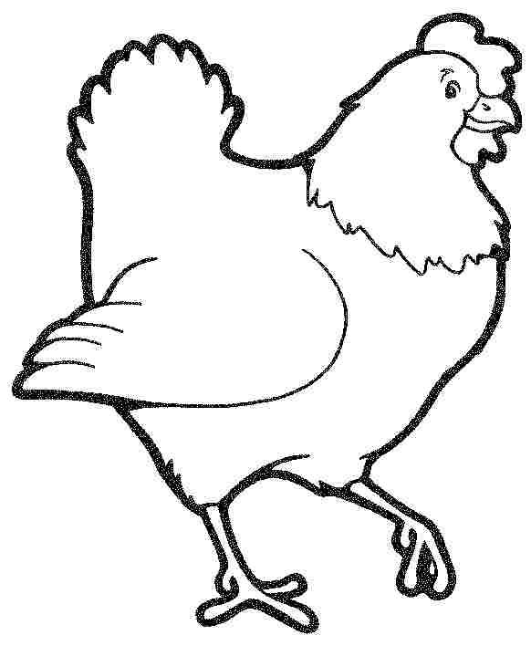 Daal dajaja chicken Arabic Alphabets Crafts