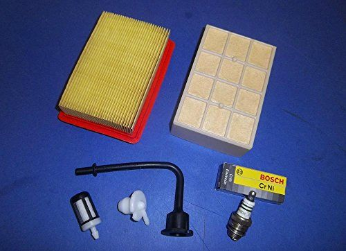 Leaf Blower Vacuum Parts Tuneup Service Air Pre Filter Kit Fits Stihl Br420 Br380 42031410301 Btt Check Out This Stihl Electric Leaf Blowers Gift Finder