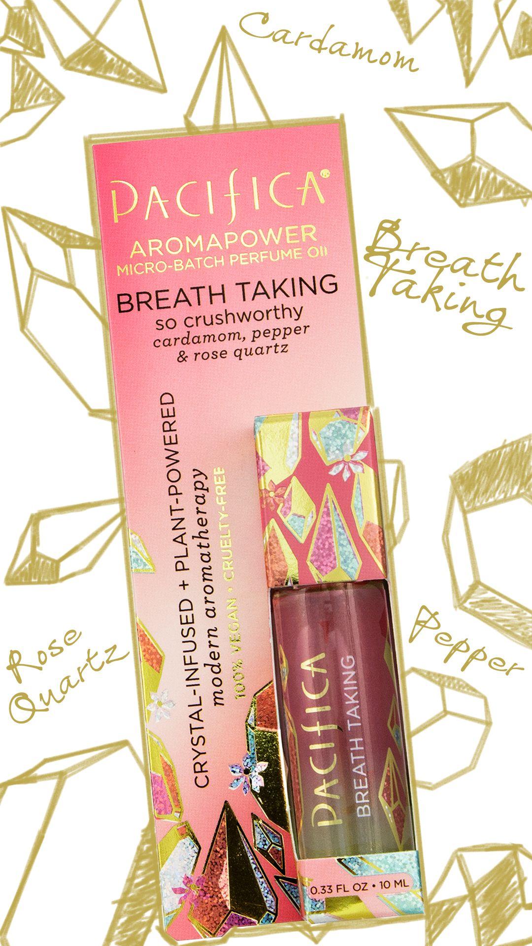 Pacifica Breath Taking Aromapower MicroBatch Perfume Oil