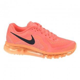 Sepatu Lari Wanita Nike Air Max 2014 621078 800 Ori Sepatu Lari