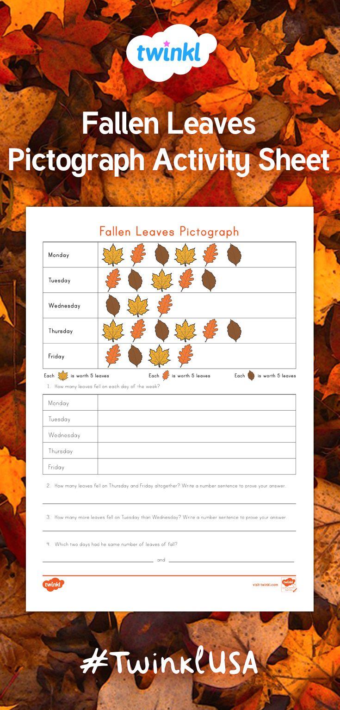 Favorite Fruit Pictograph Activity Pictograph Activities Letter Recognition Worksheets Kindergarten Worksheets [ 1299 x 735 Pixel ]