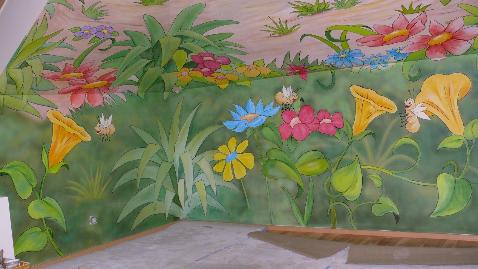 Artystyczne Malowanie Scian 3d Painting Prints Art