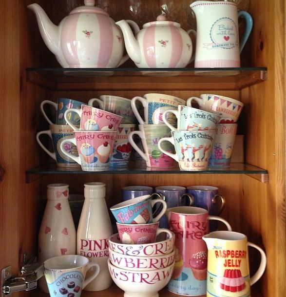 Emma Bridgewater Love Kisses With Vintage Pots Emma Bridgewater Pottery Emma Bridgewater Pottery