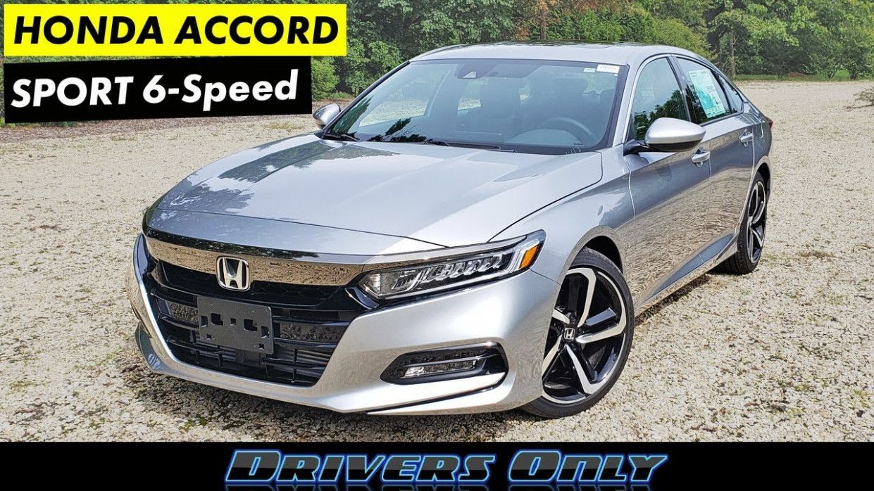 10 Image 2020 Honda Accord Sport 2.0t in 2020 Honda