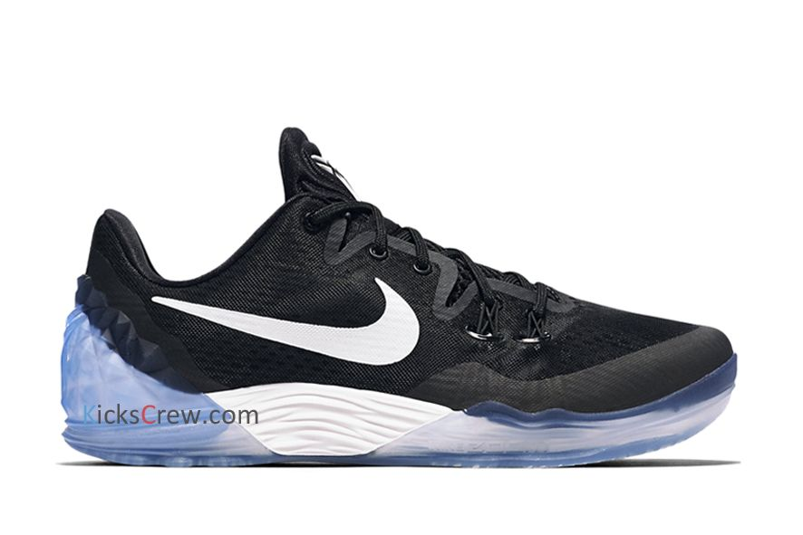 the best attitude 78b8e 18cff Nike Zoom Kobe Venomenon 5 EP Black White (853939-011)