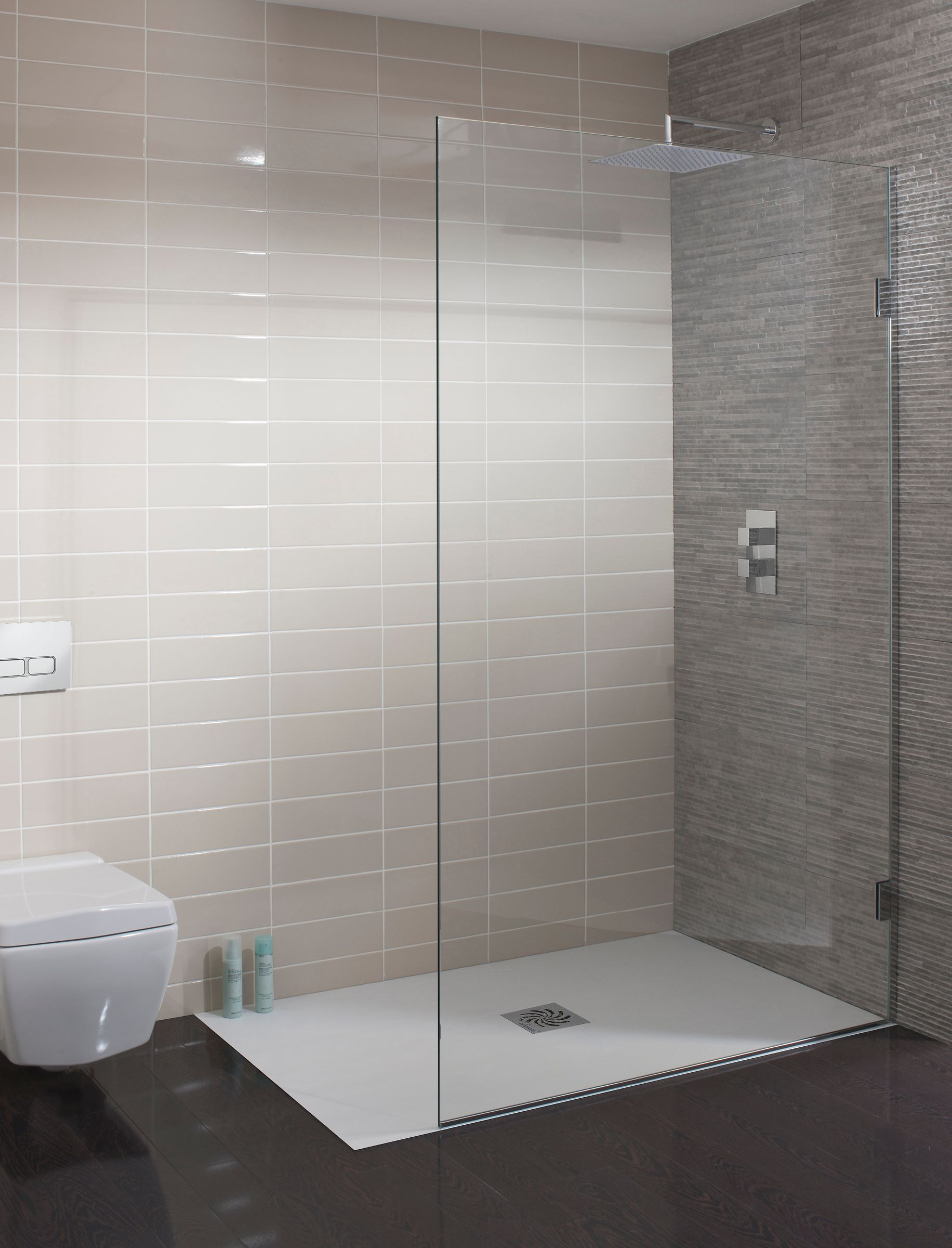 775 - 900 x 2000mm Ten Single Fixed Shower Panel | Bathroom Shower ...