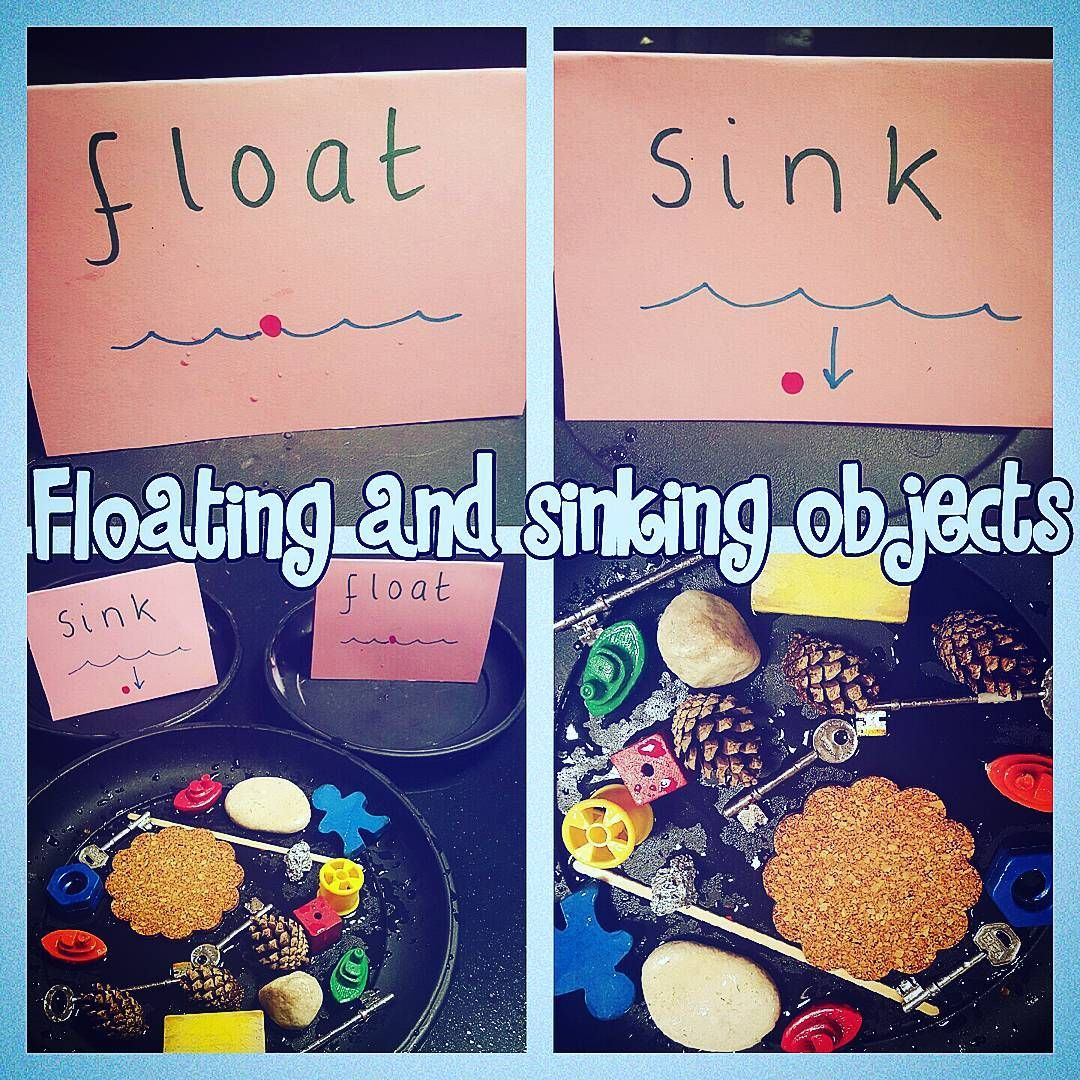 Today We Are Learning About Things That Float Or Sink