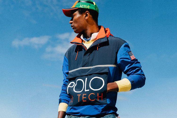 Polo Hi Tech Jacket Windbreaker