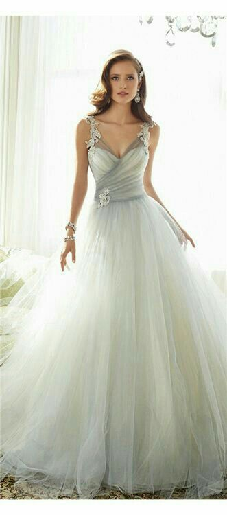 Pin by Mariela Angel on vestidos novias | Pinterest | Wedding dress ...