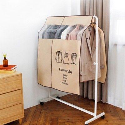 Clothes Rack Diy Anti Dust Cover Szukaj W Google Diy Clothes