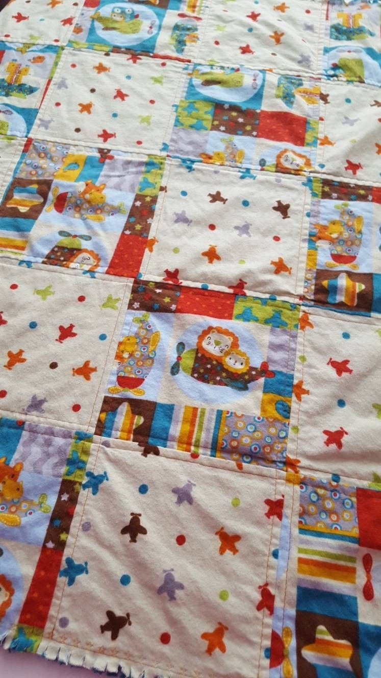 Patchwork Baby Grow Blanket Excited To Share The Latest Addition To My Etsy Shop