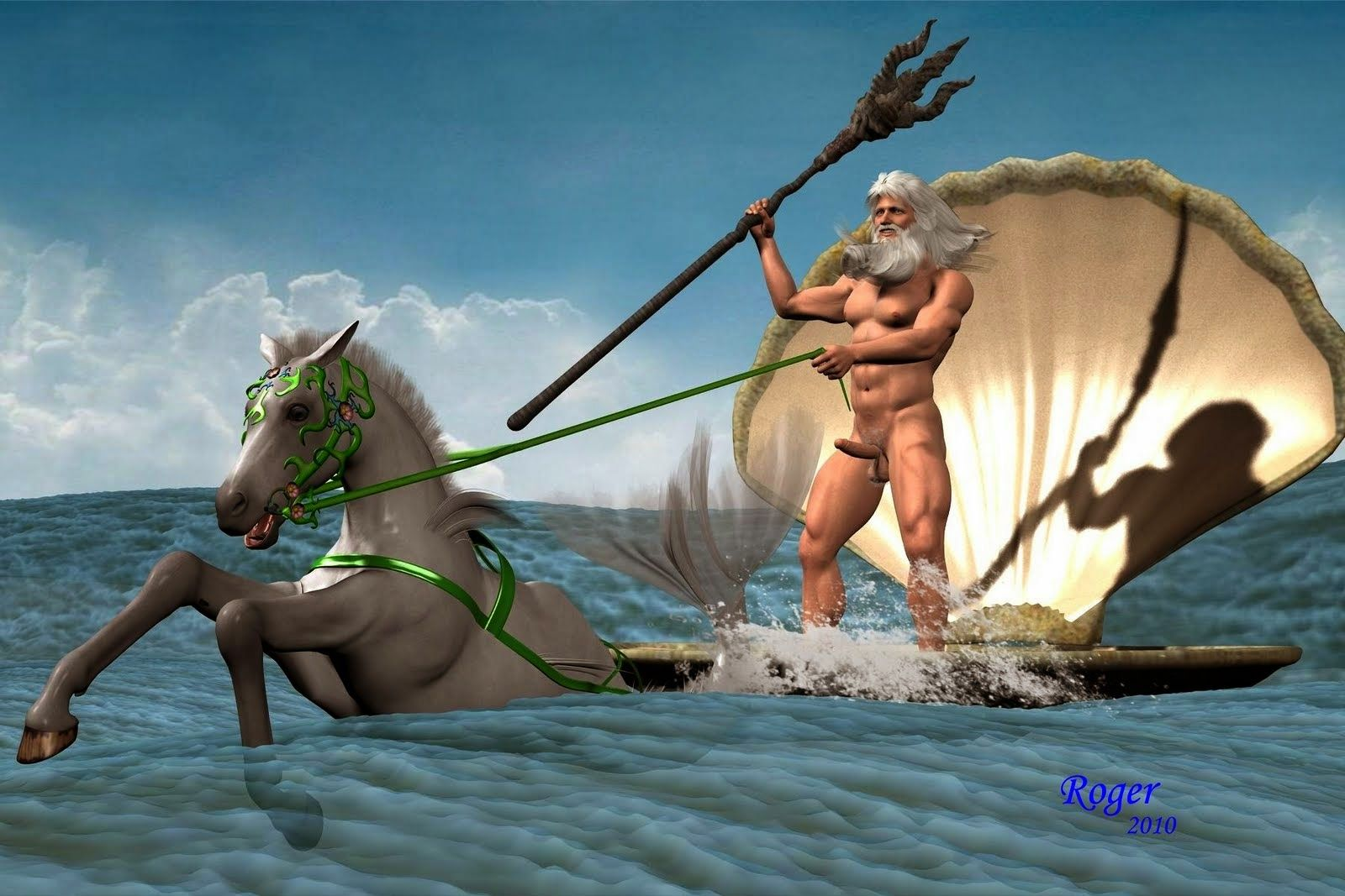 neptune images of the god - Google Search | Neptune's bounty ...