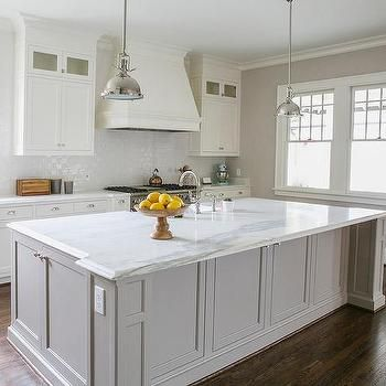 Kitchen Design Decor Photos Pictures Ideas Inspiration Paint Colors And Remodel Page 5 White Countertops Kitchen Island Design New Kitchen