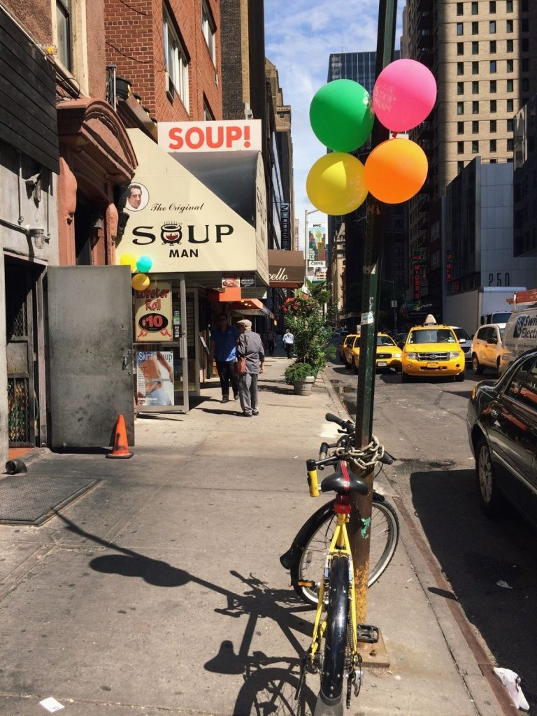 There's only one Soup Man #nyc