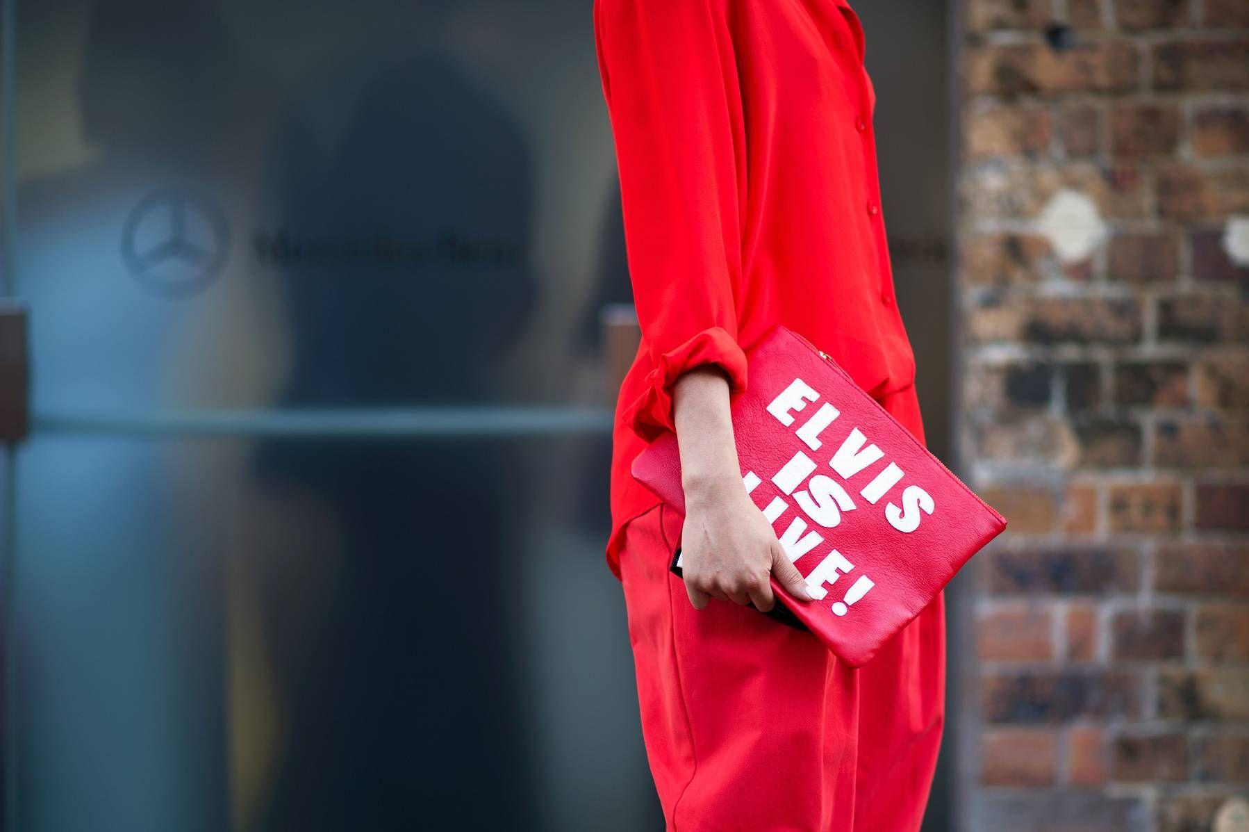 Street Style: Bright Hues at Sydney Fashion Week - The Cut