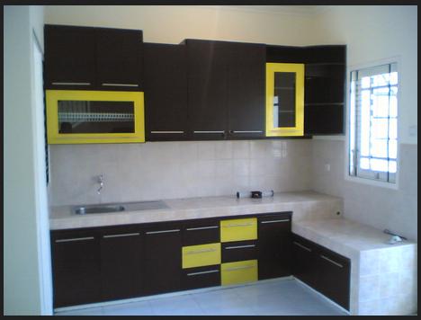 Desain Dapur Minimalis Modern Kecil Tapi Cantik Rumah Minimalis