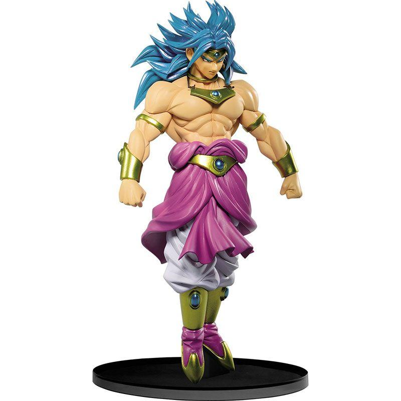 new with box sCulture Colosseum Dragon Ball Saiyan SSJ Blue Goku