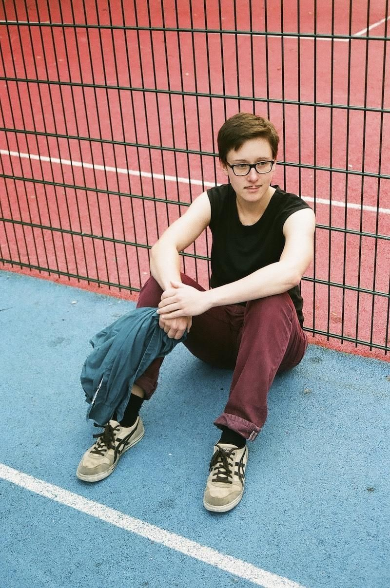 a young berlin photographer's intimate portraits of the trans and genderqueer community
